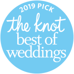The Knot 2019 Best of Weddings Award